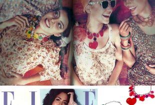 Fashion Accessory Elle June 2011
