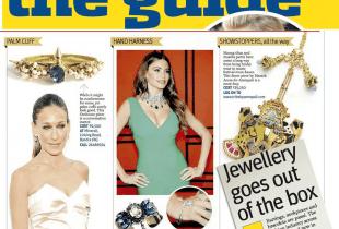 Verve magazine jewellery May