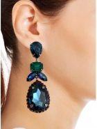 Midnight Drop Earrings