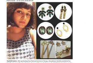 Maithili Kabre Feature in Fashion101