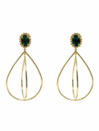 Twirling Drop Earrings