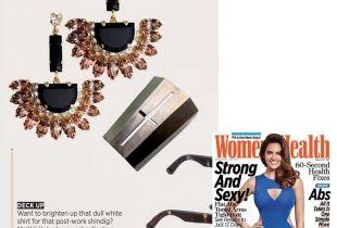 Women's health Magazine - Maithili Kabre Jewellery March 2015